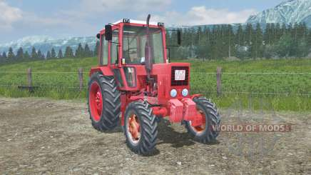 МТЗ-82 Беларус анимированные части для Farming Simulator 2013