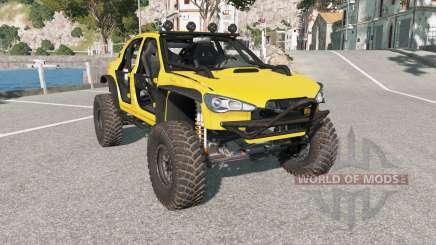 Hirochi Sunburst Rock Crawler v0.1.2 для BeamNG Drive