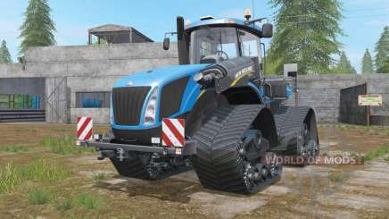New Holland T9.700 SmartTrax track system для Farming Simulator 2017