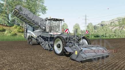 Grimme Varitron 470 changed color on belts для Farming Simulator 2017