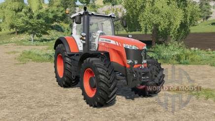 Massey Ferguson 8700 wheel bolts crimped для Farming Simulator 2017