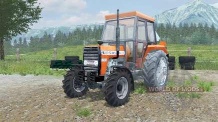 Ursus 3514 manual ignition для Farming Simulator 2013