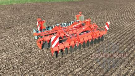 Kverneland Qualidisc Farmer 3000 meadow roller для Farming Simulator 2017