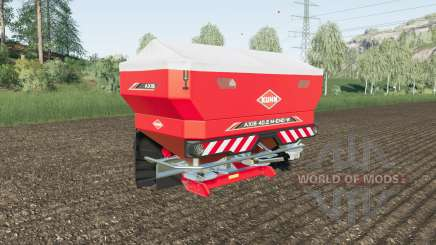 Kuhn Axis 40.2 M-EMC-W has markers для Farming Simulator 2017