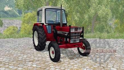 International 744 для Farming Simulator 2015