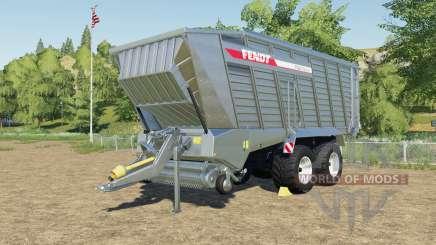 Fendt Tigo XR 75 D metallic для Farming Simulator 2017