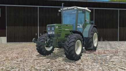 Hurlimann H-488 Turbo vier Konfigurationen для Farming Simulator 2015