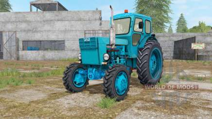 Т-40АМ голубой для Farming Simulator 2017