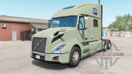 Volvo VNL 860 v2.22 для American Truck Simulator