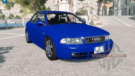 Audi S4 (B5) 2002 для BeamNG Drive