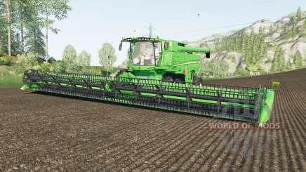 John Deere S760-S790 USA для Farming Simulator 2017