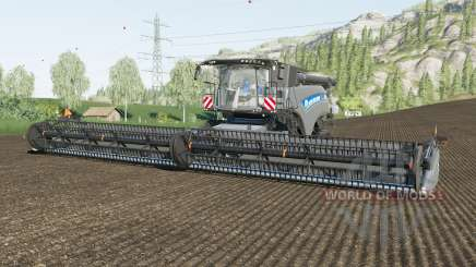 New Holland CR10.90 capacity increased для Farming Simulator 2017