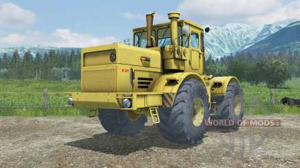 Кировец К-701 MoreRealistic для Farming Simulator 2013