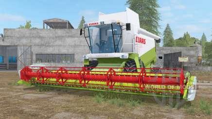 Claas Lexion 480 straw chopper animated для Farming Simulator 2017
