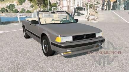 ETK I-Series cabrio v1.31 для BeamNG Drive