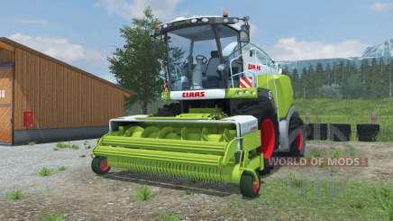 Claas Jaguar 980 interactive control для Farming Simulator 2013