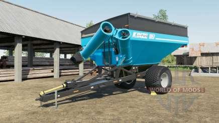 Kinze 1051 all fruit для Farming Simulator 2017