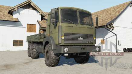 МАЗ-6317 для Farming Simulator 2017