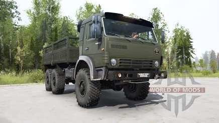 КамАЗ-5350 для MudRunner