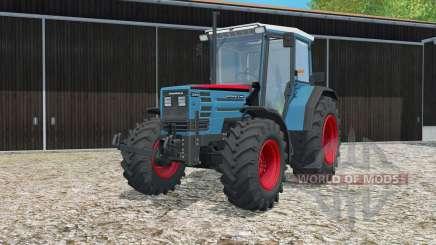 Eicher 2090 Turbo with FL console для Farming Simulator 2015