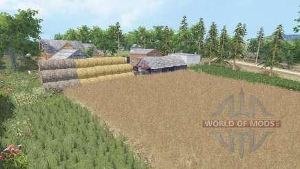 Radzany v2.1 для Farming Simulator 2015