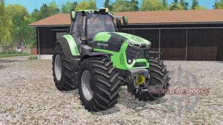 Deutz-Fahr 9340 TTV Agrotron 2015 для Farming Simulator 2015