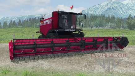 Палессе GS14 с жаткой для Farming Simulator 2013