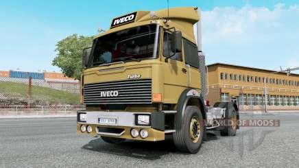 Iveco-Fiat 190-38 Turbo Special aztec gold для Euro Truck Simulator 2