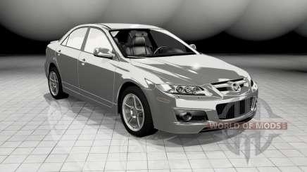 Mazda6 MPS (GG) 2005 для BeamNG Drive