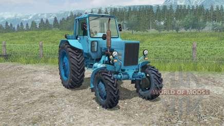 МТЗ-52 Беларусь голубой для Farming Simulator 2013