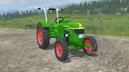 Deutz D 40S 4WD для Farming Simulator 2013