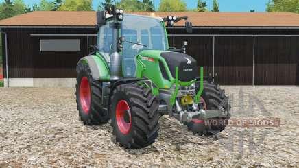 Fendt 313 Vario для Farming Simulator 2015