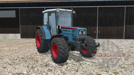 Eicher 2090 Turbo eastern blue для Farming Simulator 2015