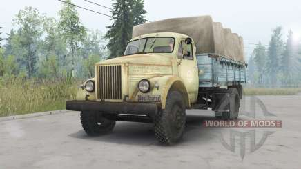 ГАЗ-51 для Spin Tires