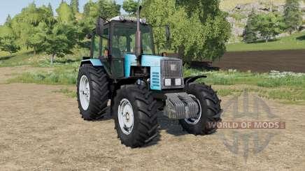 МТЗ-1221 Беларус выбор дизайна для Farming Simulator 2017