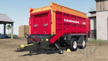 Schuitemaker Rapide 580V increased capacity для Farming Simulator 2017