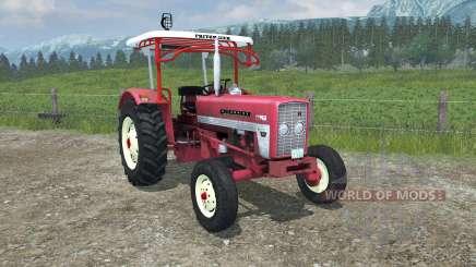 McCormick International 323 paradise pink для Farming Simulator 2013