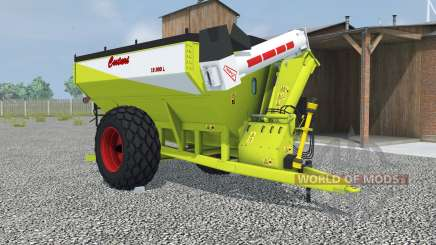 Cestari 19.000 LTS Claas version для Farming Simulator 2013