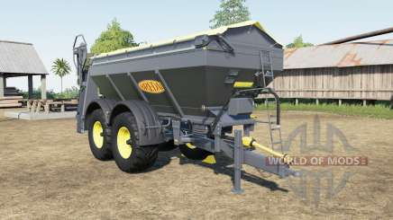 Bredal K165 colour choice для Farming Simulator 2017