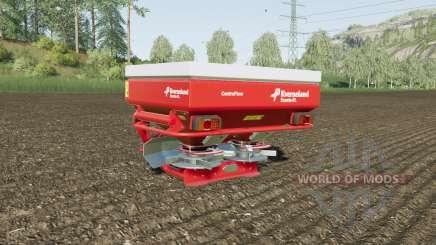 Kverneland Exaƈta EL 700 для Farming Simulator 2017