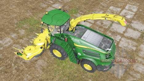 John Deere 8000 для Farming Simulator 2017