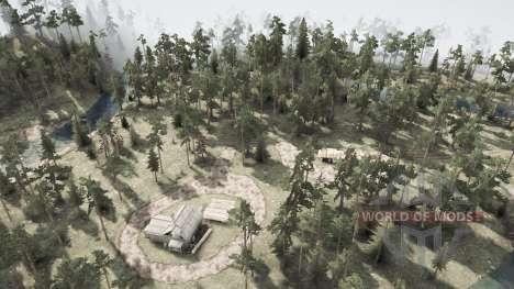 Остров для Spintires MudRunner