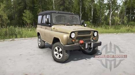 УАЗ-3151 для Spintires MudRunner