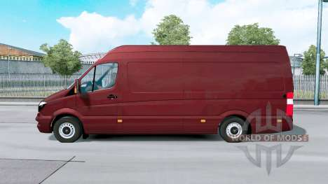 Mercedes-Benz Sprinter для Euro Truck Simulator 2