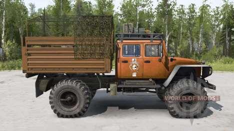 ЗВМ-39082 Сивер 4x4 для Spintires MudRunner