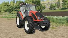 Valtra A-series with new engine configurations для Farming Simulator 2017