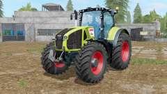 Claas Axion 920 key lime pie для Farming Simulator 2017