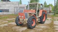 Zetor Crystal 8045 terra cotta для Farming Simulator 2017