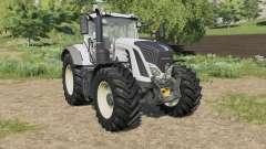 Fendt 900 Vario extended tire configuration для Farming Simulator 2017