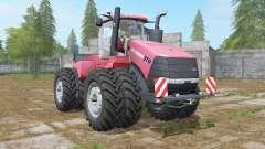 Case IH Steiger dual&triple wheel configurations для Farming Simulator 2017
